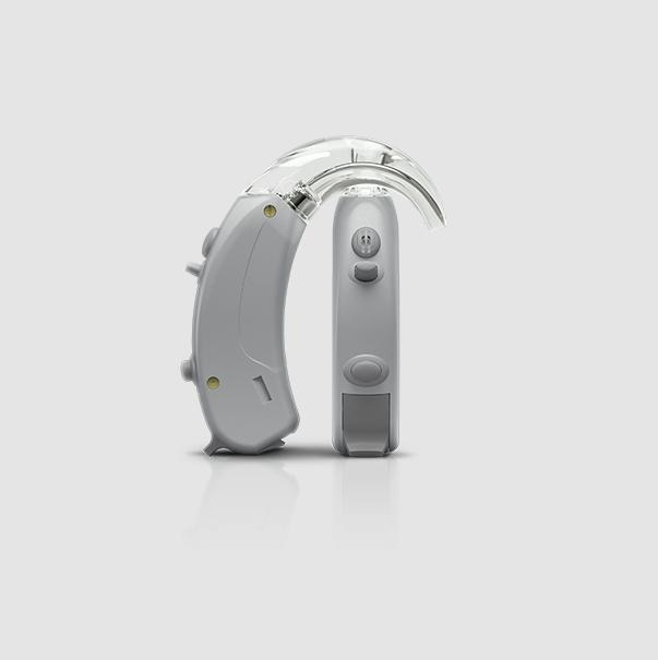 Widex Clear 440 Hörgeräte silber