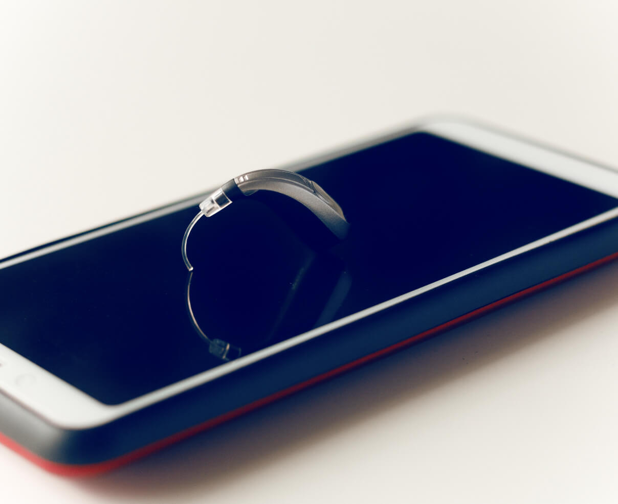 Hörgeräte Iphone Schwarz