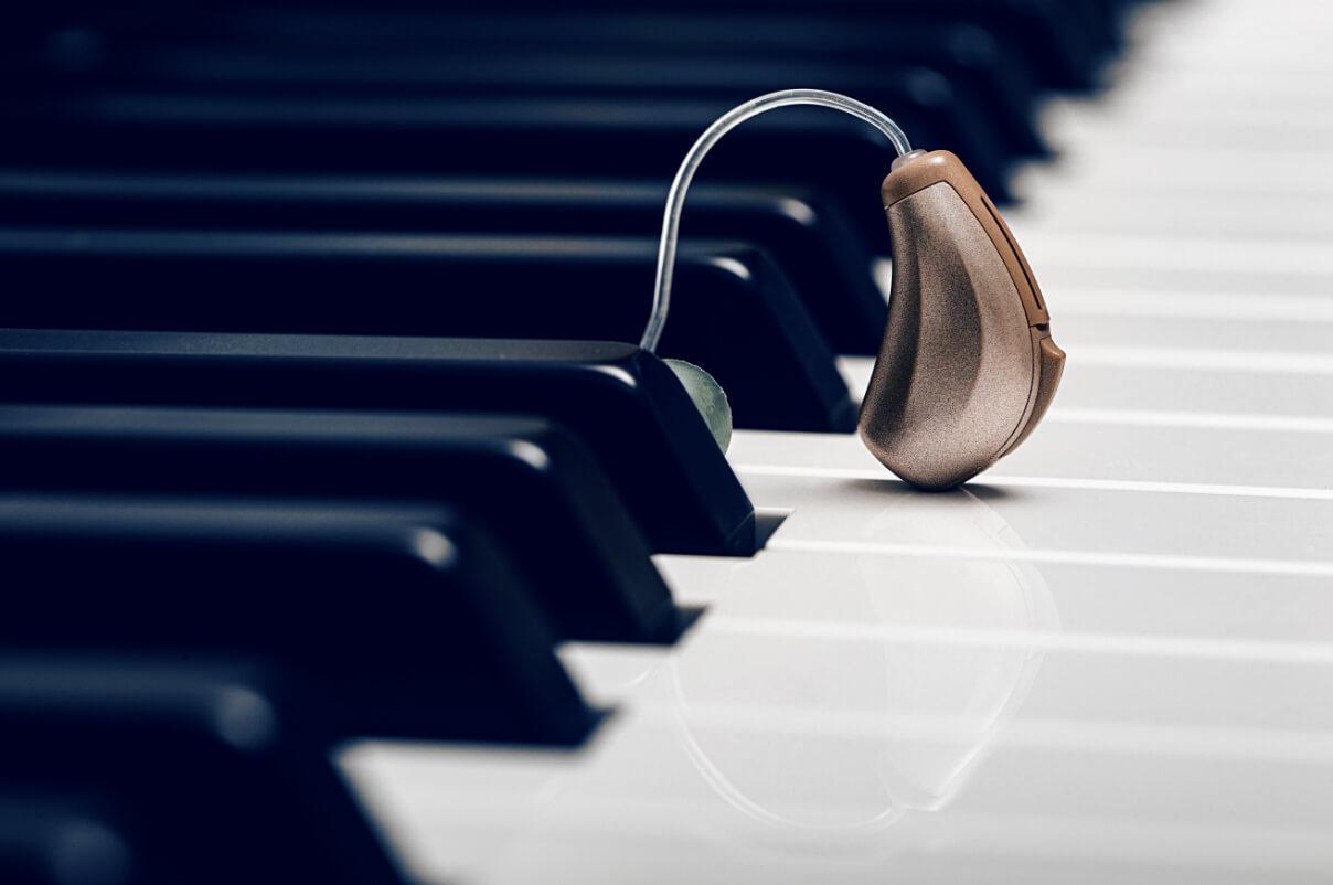Hörverlust Musik hören