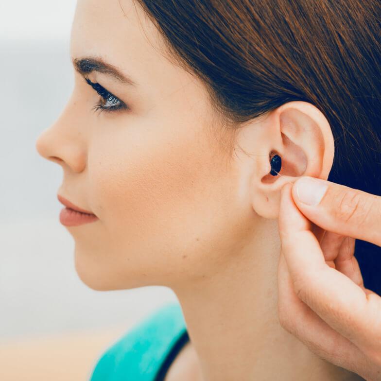 Hörgeräte Im Ohr