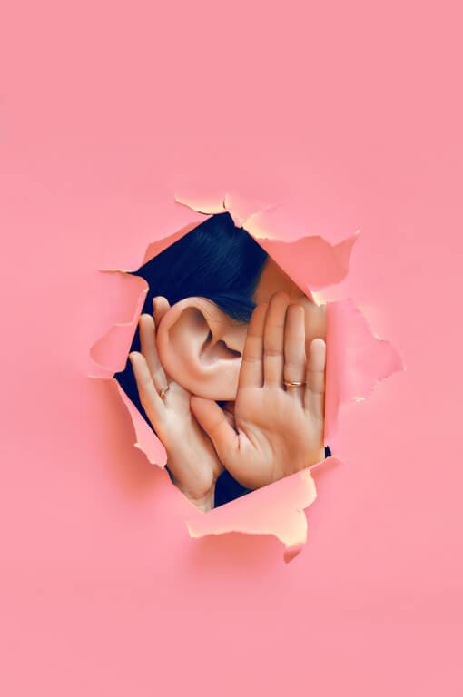 Hören hörgeräte hörverlust