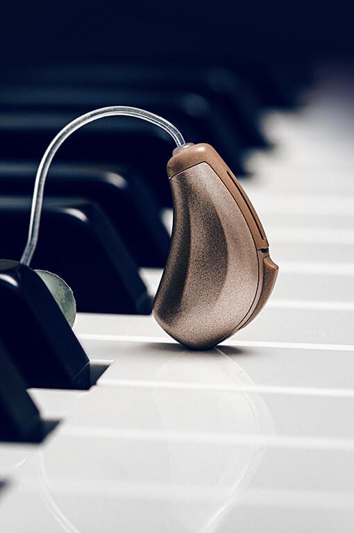 Hörgeräte Piano