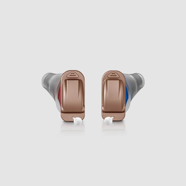 Signia Im-Ohr-Hörgeräte bei Tinnitus