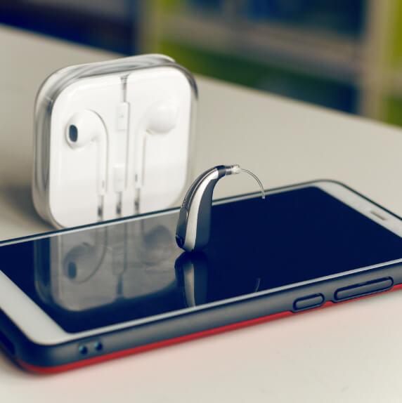 Hörgeräte mit Iphone